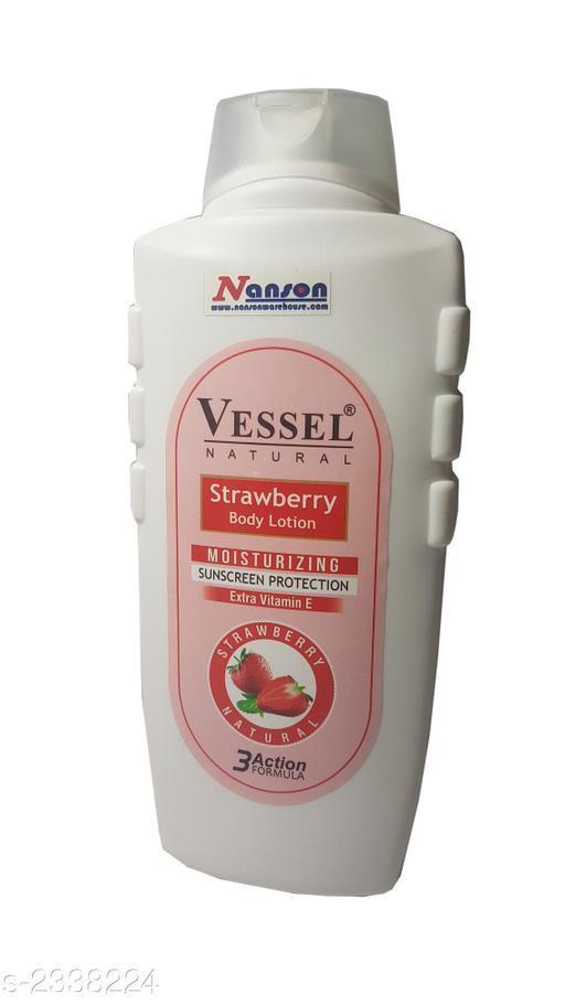 Nanson Vessel Natural Body Lotion