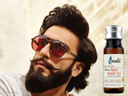 Advance Special beard growth oil for men and boys beard booster ( beard oil) (35 ml)