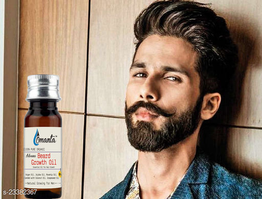 Advance Beard Growth Oil For Men For Beard Growth Oil (35 Ml)