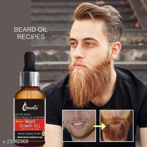 Natural Beard Growth Oil 30 ML