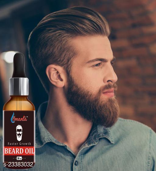 Faster Organics 7X Beard Growth Oil (30 ml)