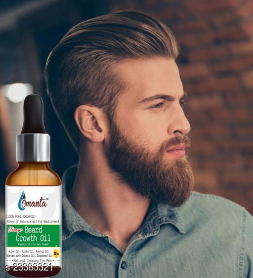 Stonger Organics 7X Beard Growth Oil (30 ml)