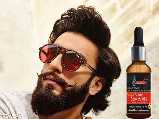 Powerfull Special beard growth oil for men and boys beard booster ( beard oil) (30 ml)