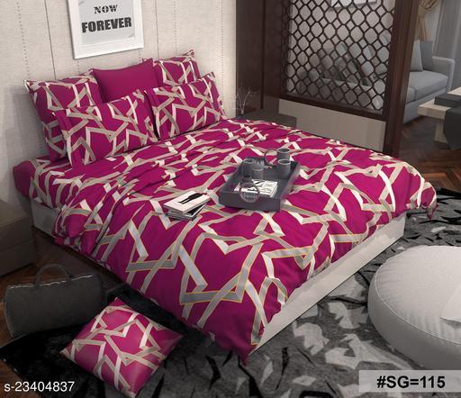 Voguish Fashionable Bedsheets