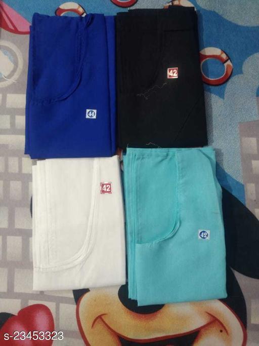 Women Pack of 4 Multicolor Cotton Camisoles