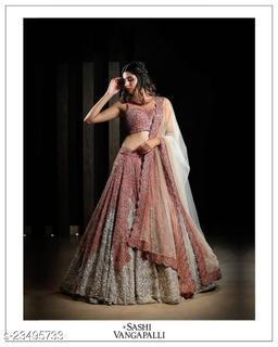 Exclusive Partywear Designer Lehenga Choli New Collection
