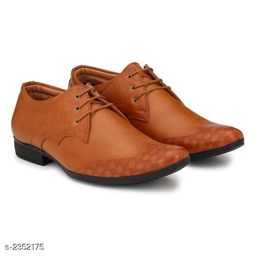 Formal Shoes  Elite Versatile Men's Formal Shoe  *Material* Outer Material - Genuine Leather, Sole Material - PU  *IND Size* IND - 6, IND - 7, IND - 8, IND - 9, IND - 10  *Description* It Has 1 Pair Of Men's Formal Shoes  *Sizes Available* IND-6, IND-7, IND-8, IND-9, IND-10 *    Catalog Name: Comfy Elite Versatile Men's Formal Shoes Vol 5 CatalogID_314240 C67-SC1236 Code: 455-2352175-