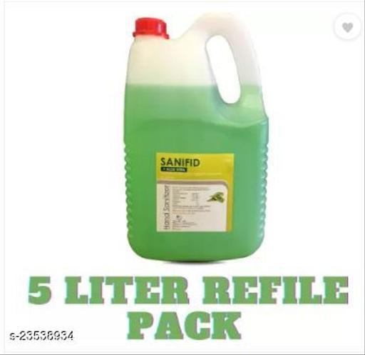 5 Liter Aloevera Green Refile pack