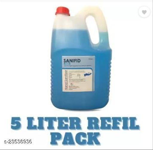 5 Liter Aqva Blue Refile pack