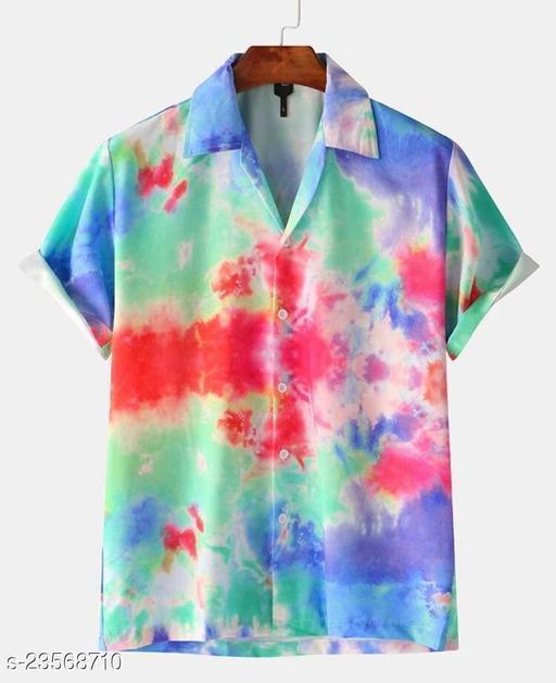 Best Collection Men's Premium Cotton Party Wear Shirt