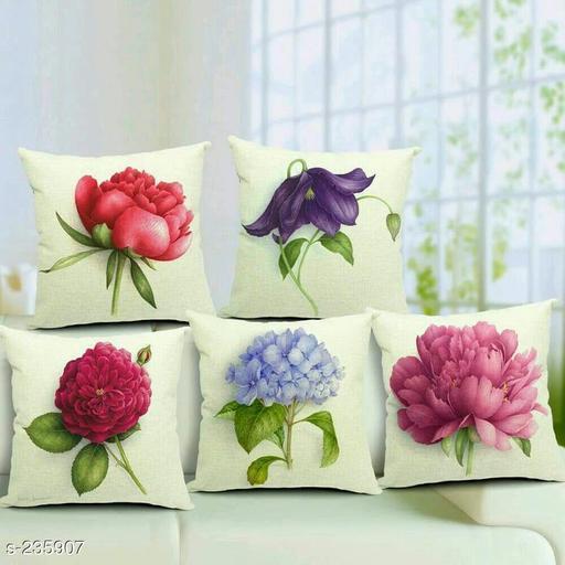 Amazing Jute Cushion Cover Sets