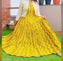 Aakarsha Voguish Women Gowns