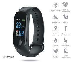 M3-IASM-01 Fitness Band For Men Smart Band