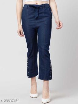 Urbane Retro Women Jeans