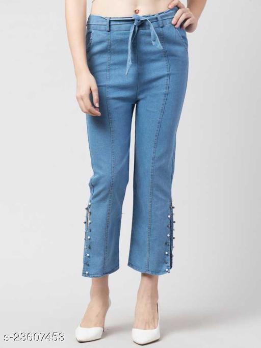 Stylish Latest Women Jeans