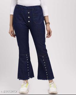 Pretty Latest Women Jeans