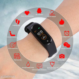 Smart Fitness Band Watch for Daily Activity Tracker