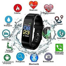Smart Fitness Band for Daily Activity Tracker