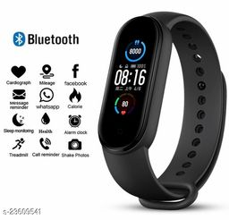 Smart Fitness Watch Band for Daily Activity Tracker