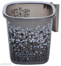 Aarohi Plastic Mug  For Bathroom