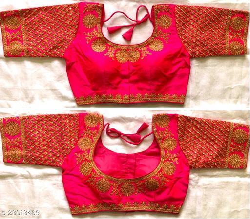 trendy designer embriodery work blouse