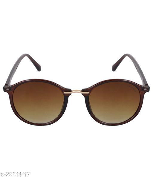 Laurels Gatsby II Series Brown Color Men Sunglass