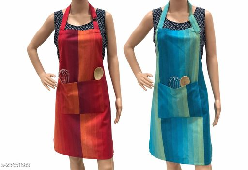Attractive Cotton Aprons