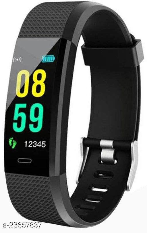 ID115 Waterproof with Heart Rate Monitor