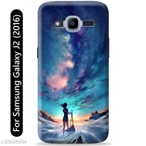 Loffar Back Cover For Samsung Galaxy J2 - 2016