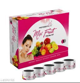 Professional MIX FRUIT Facial Kit, All Skin Type, Mens & Women (5 Step - 250 gm)