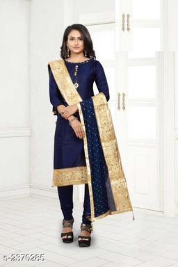 Stylish Silk Suit & Dress Material