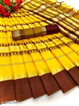 Chhatapatta Aura Cotton Silk Saree