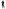Women Black Big Stripe  Front chest pocket petarn Jumpsuits