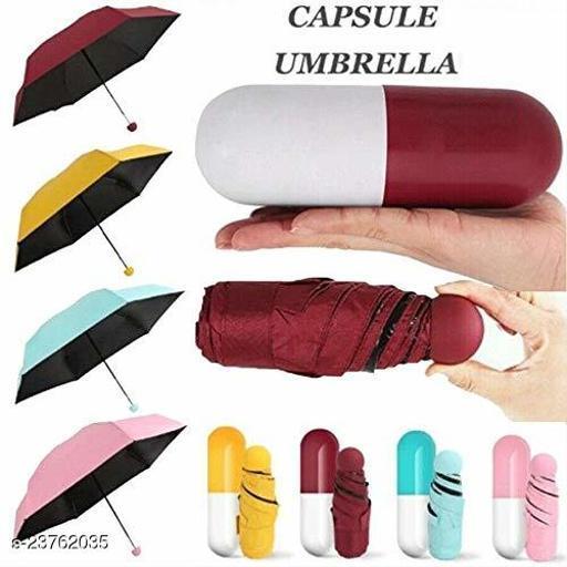 Anubha Folding Capsule Umbrella