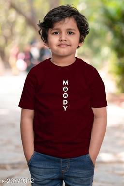 Modern Elegant Boys Tshirts