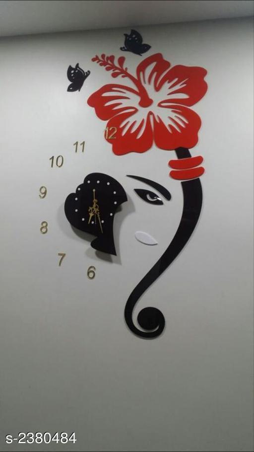 Designer Acrylic Wall Clock