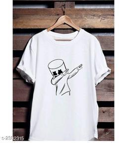 Trendy Cotton Women's Tshirt