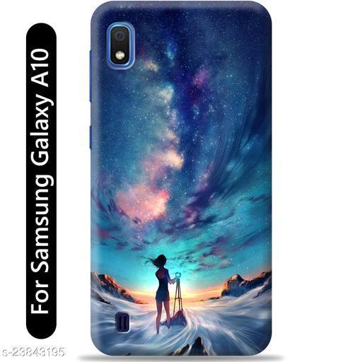 Loffar Back Cover For Samsung Galaxy A10