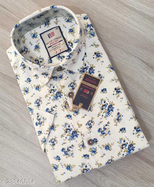 Stylish Modern Men's Shirt