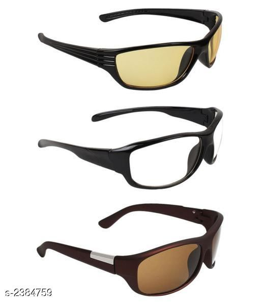 Stylish Trendy Unisex Combo Sunglass