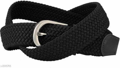 Trendy Canvas Unisex Belt