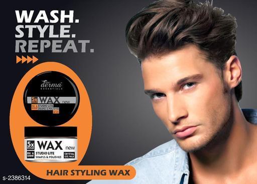 True Derma Essentials 5X Hold Hair Wax