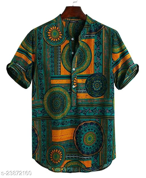 Trending printed men's Casual Shirt