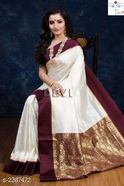 Attractive Kanjivaram Silk Saree