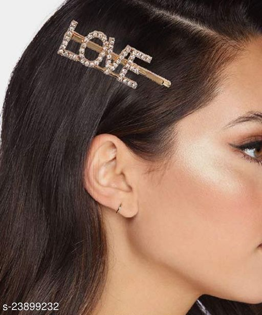 Twinkling Chunky Women Hair Accessories