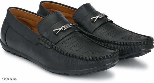 Black Modern Attractive Men Casual Shoes