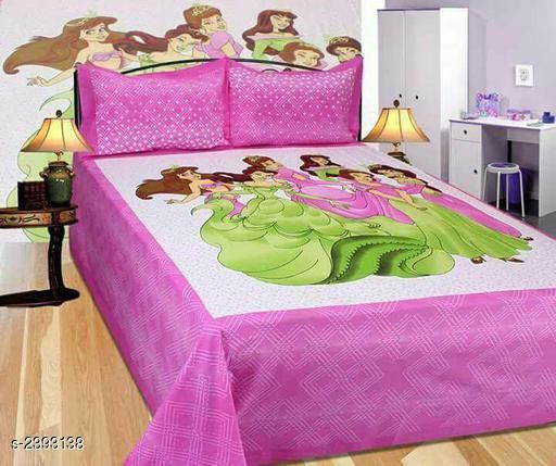 Classic Jaipuri Cotton Printed Double Bedsheet