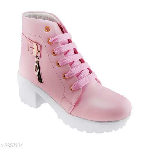 Fashionable Trendy Women's  Boots