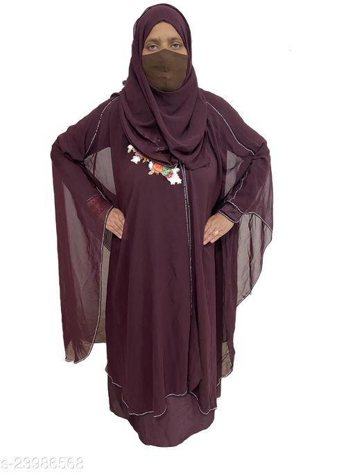 Classic Women Muslim Wear Abayas