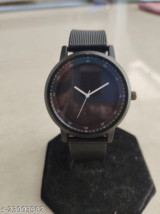 KJR_148 King Blue Stylish Design Combo Analog Watch For Men